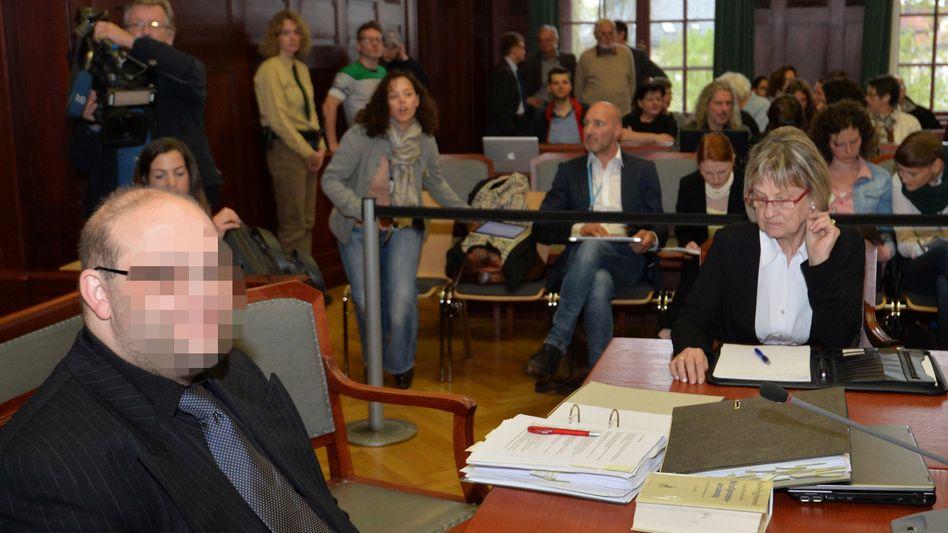 Ulvi K. im Landgericht Bayreuth: Schlecht vertreten im ersten Prozess