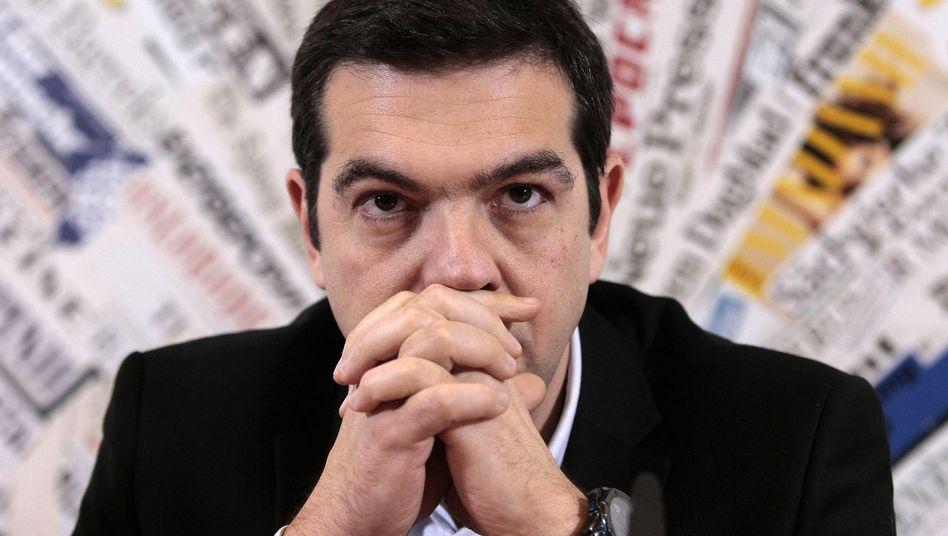 Griechenland vor Neuwahl: Na dann viel Glück, Herr Tsipras