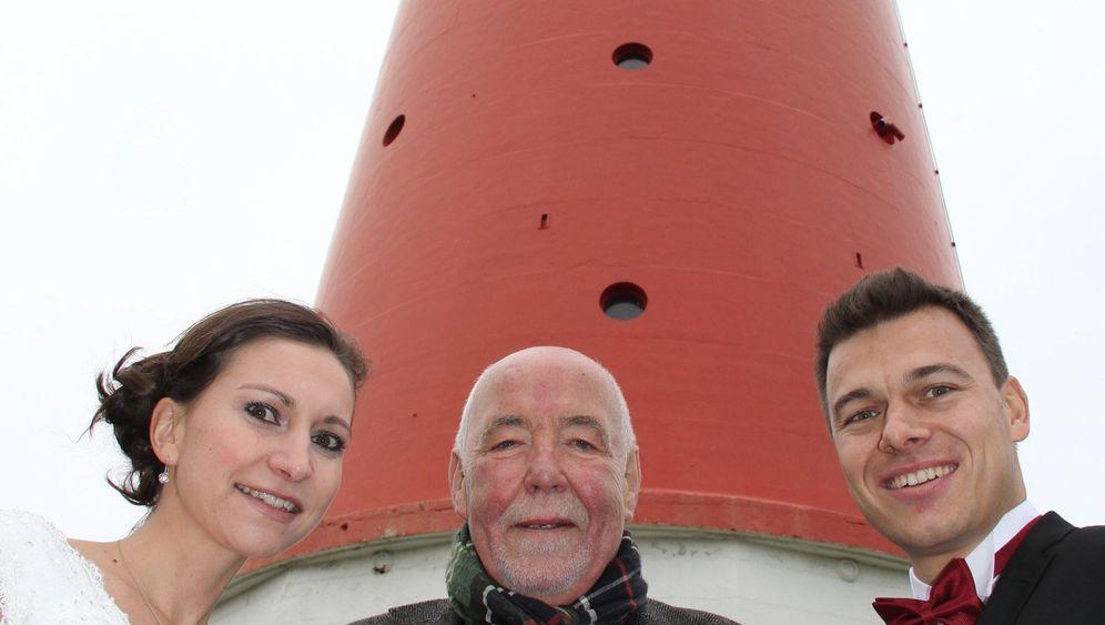 Wilfried Eberhardt: Der Hochzeits-Leuchtturmwärter von Pellworm