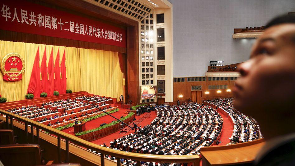 Parlament in Peking