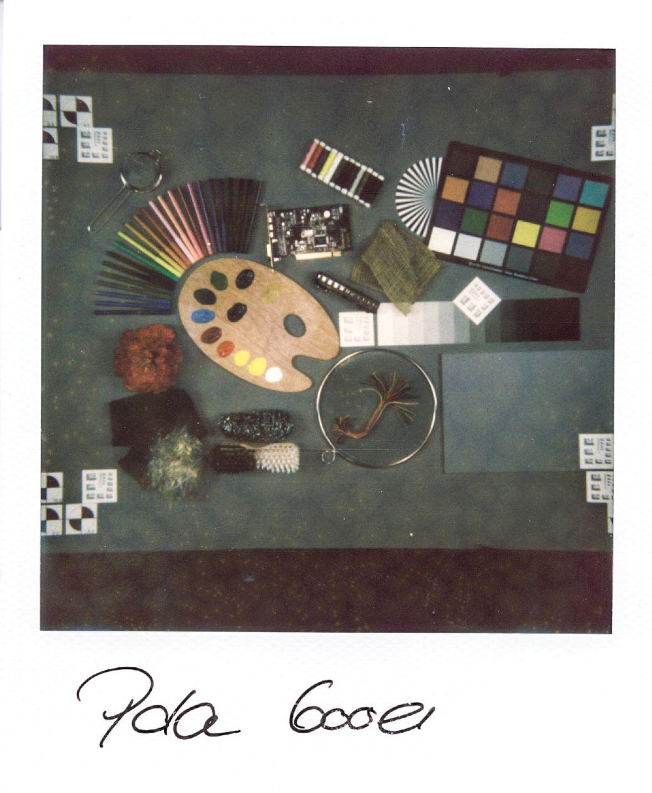 EINMALIGE VERWENDUNG Koop ct Fotografie / Test Sofortbild Kameras