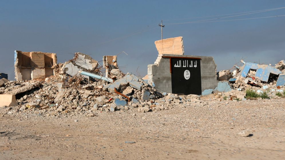 "Fotostrecke: Der ""Islamische Staat"" muss sparen"