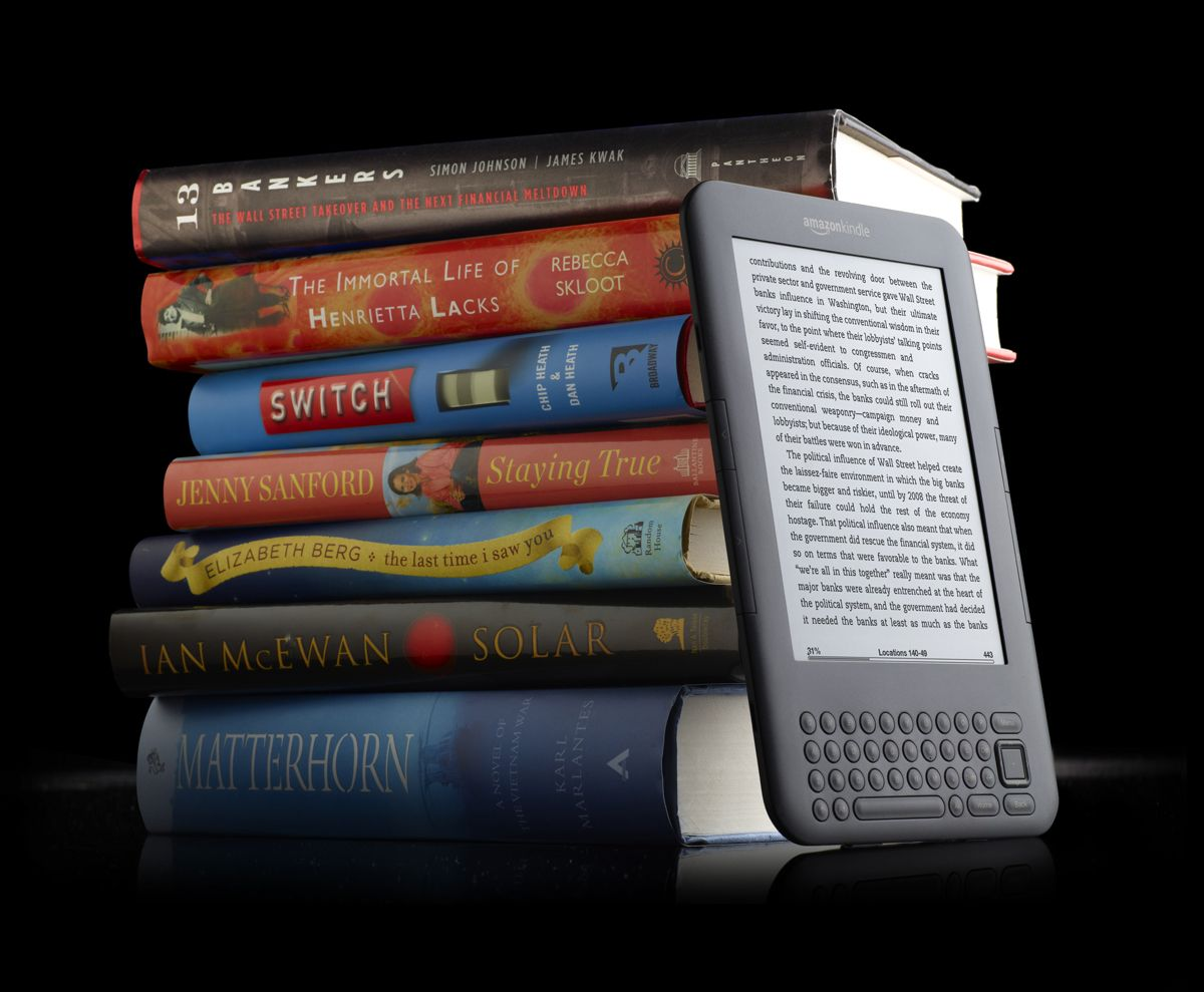 Amazon Kindle / e-reader / NETZWELT