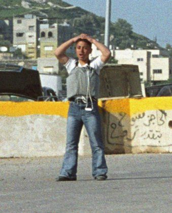 16-jähriger Palästinenser: Bombengürtel um den Bauch