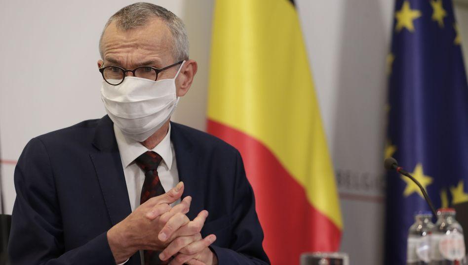 Belgien: der Corona-Kontrollverlust - Nachrichten in der Welt