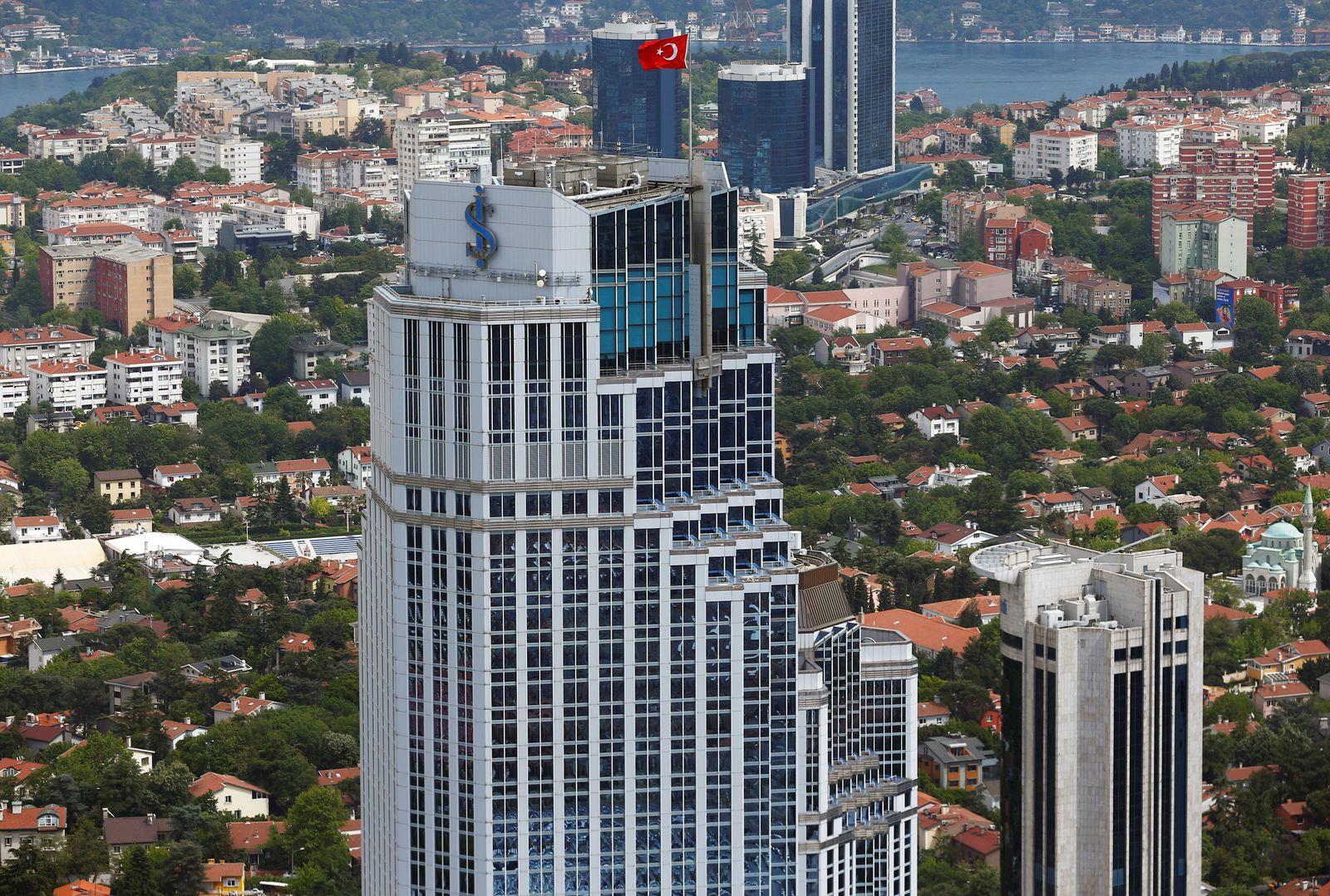 Türkei / Banken / Bankenviertel / Konjunktur / Wirtschaft