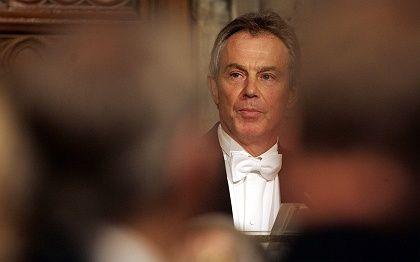 Blair: Streit mit Brown über Export-Lizenz