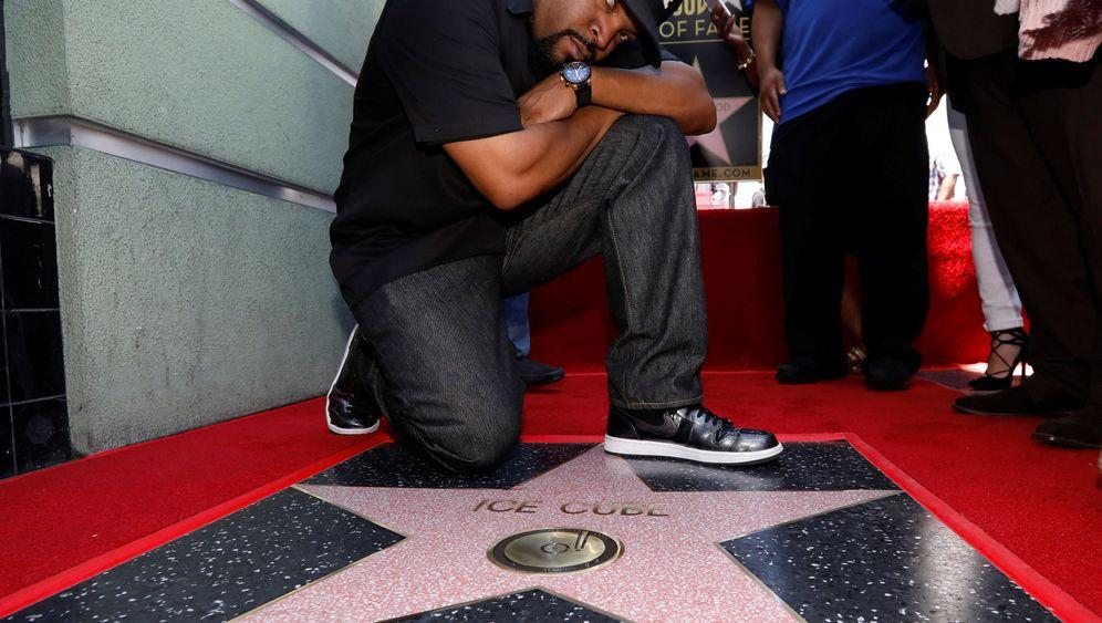 Rapper Ice Cube: Ein Stern, der seinen Namen trägt