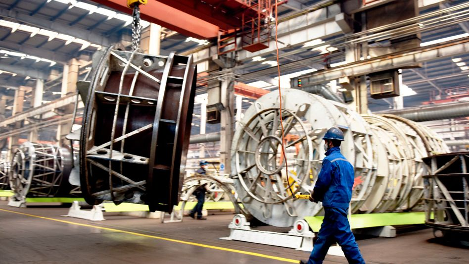 Maschinenproduktion in Xuanhua: Kampf um Technologieführerschaft