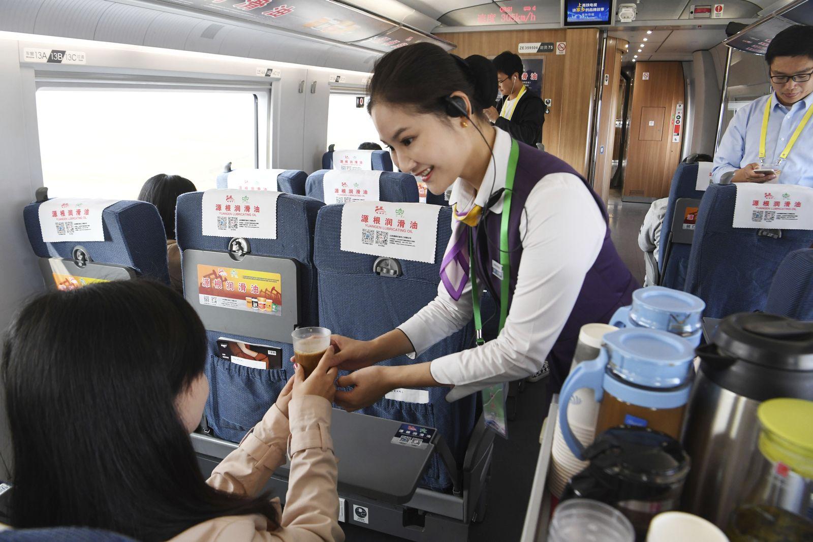 China/ Eisenbahn