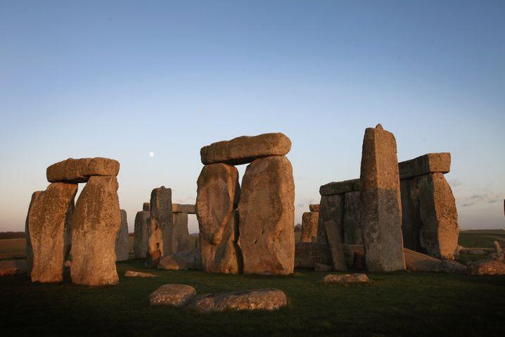 """Stonehenge: """"Es fing groß an und blieb groß"""""""