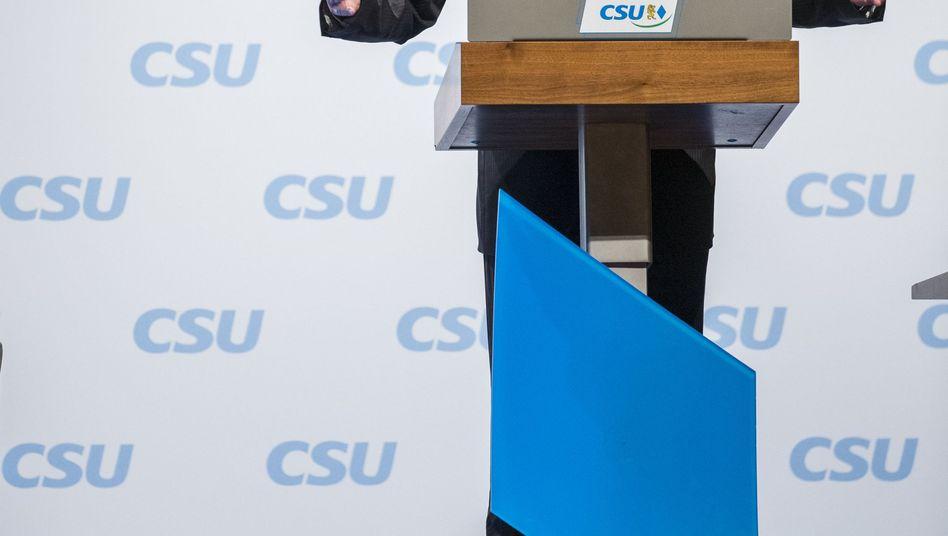Horst Seehofer: Triumph der Politik liegt im Sieg über die Realität