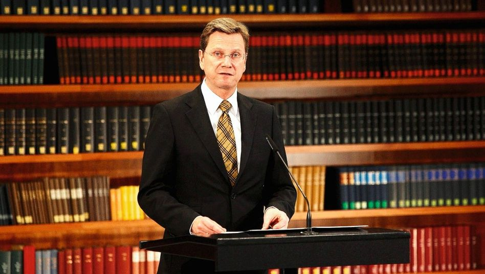 Minister Westerwelle