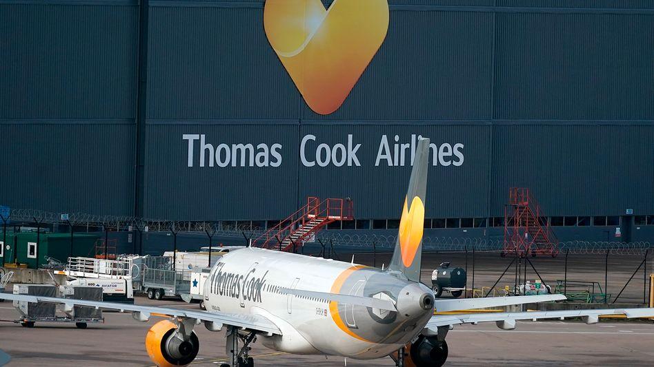 Einige Hedgefonds könnten an der Pleite von Thomas Cook kräftig verdienen