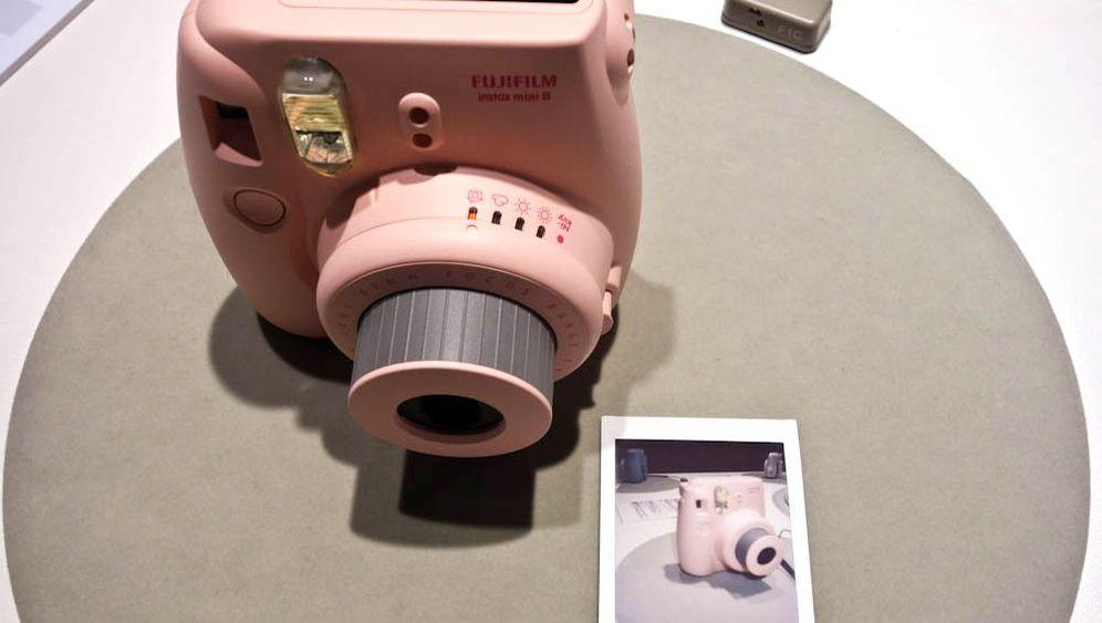 Mal ganz klein, mal goldig: Kamera-Neuheiten von der Photokina