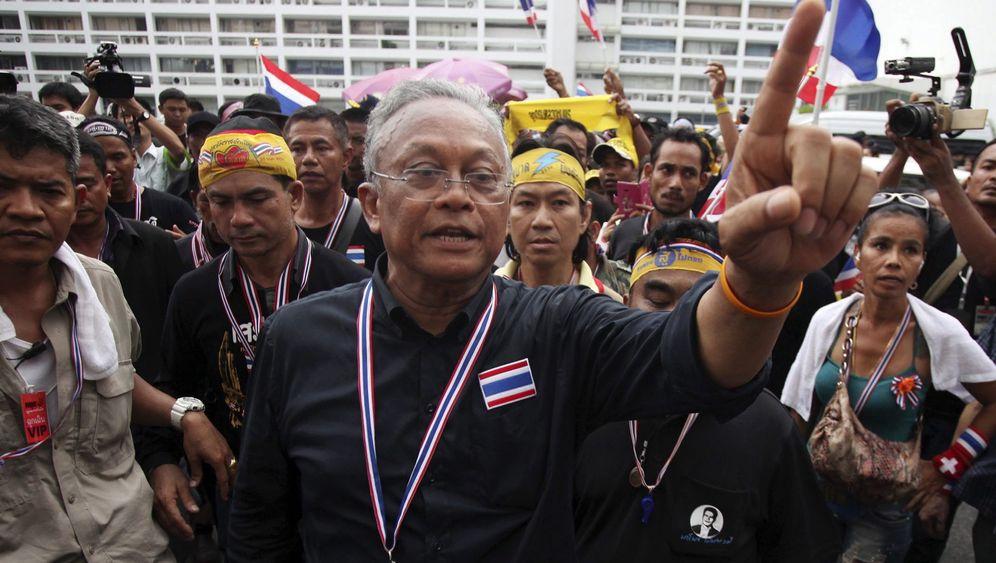 Suthep Thaugsuban: Der Anführer der Massenproteste