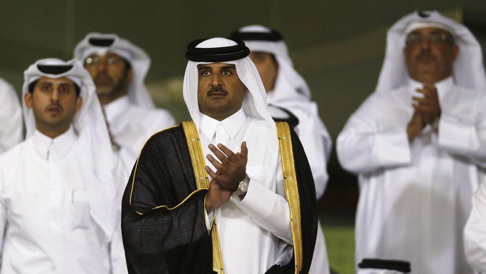 Katars neuer Emir: Generationswechsel am Golf