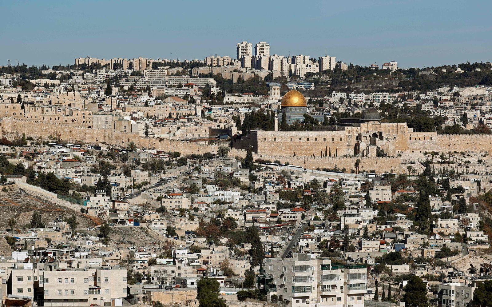 Israel/ Palästina/ Tempelberg
