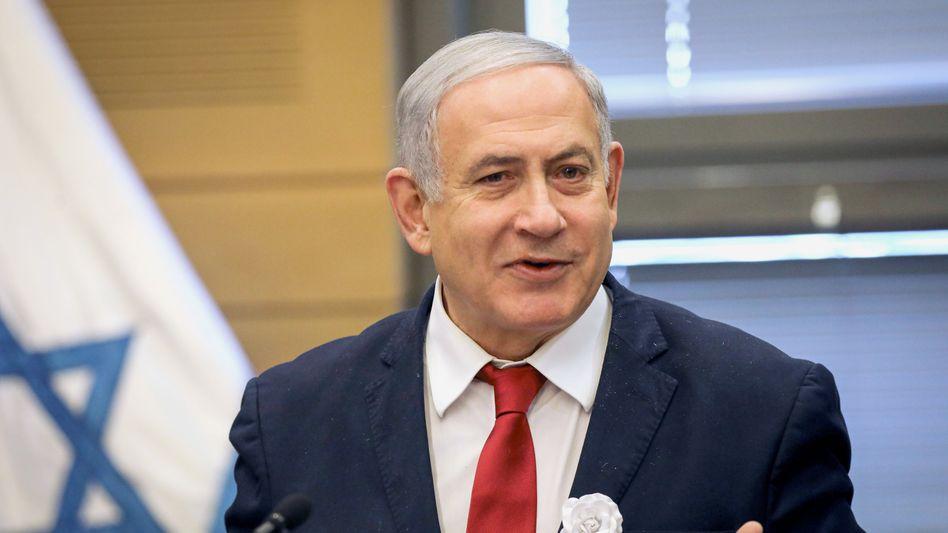 Benjamin Netanyahu: Israels Premier ist mit der Regierungsbildung gescheitert