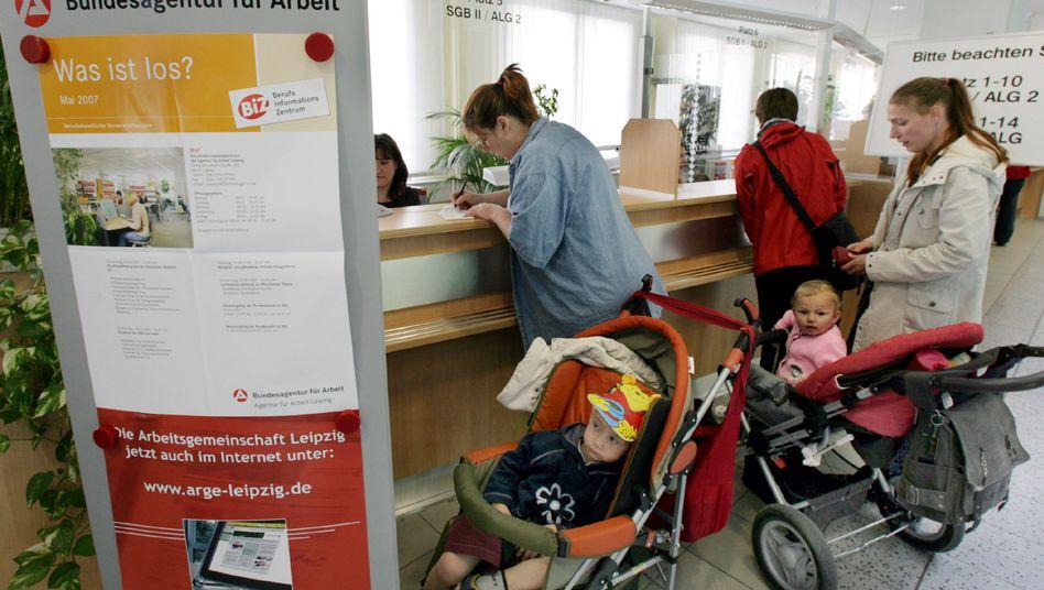 """Arbeitsagentur in Leipzig: """"Alles in allem wirkt die Reform positiv"""""""