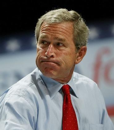 George W. Bush: Weltweit ein negatives Image