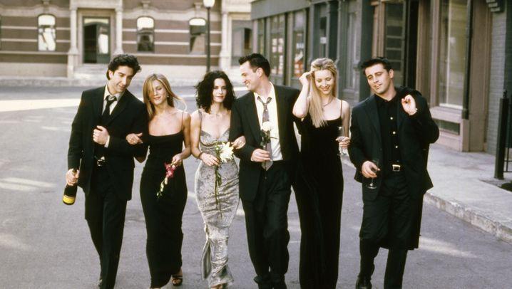 """""""Friends""""-Geburtstag: """"Ich liebe diese Typen"""""""