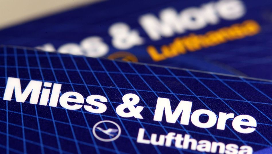 Miles&More-Kreditkarte: Wer treu ist, bekommt Punkte