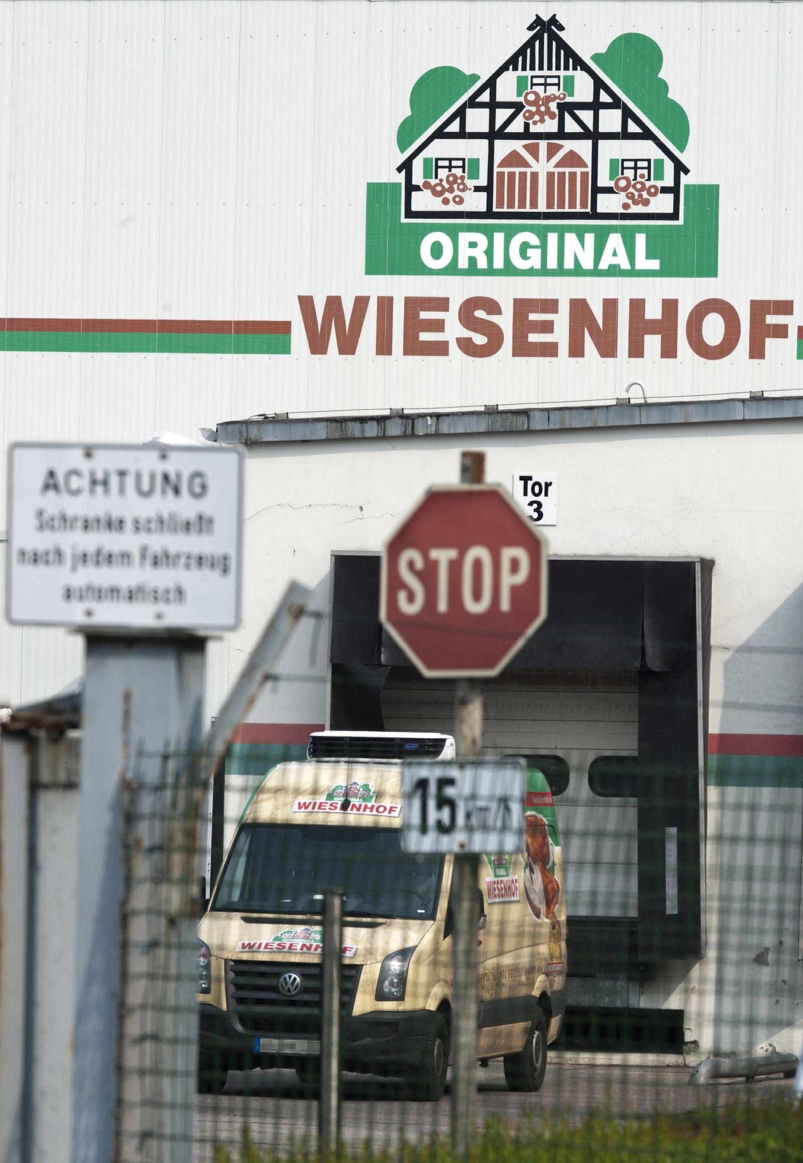 NICHT VERWENDEN Wiesenhof