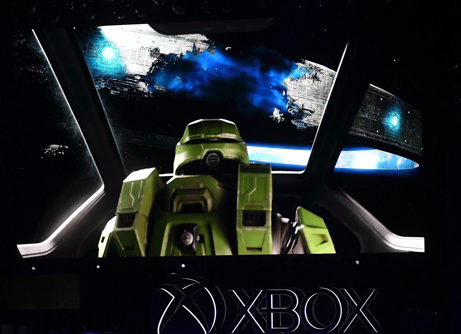US-INTERNET-GAMES-COMPUTERS-MICROSOFT-XBOX