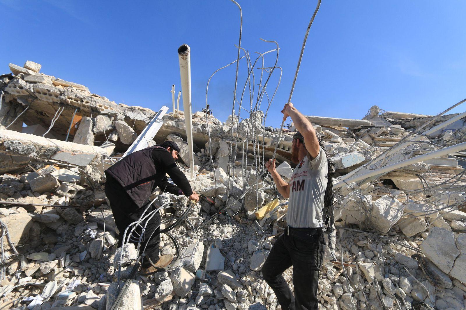 Syrien/ Krankenhaus
