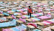 Jeder fünfzigste Patient in China stirbt am Coronavirus