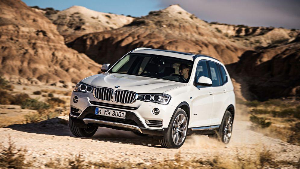 Autogramm BMW X3: Milliarden-Coup unter der Haube