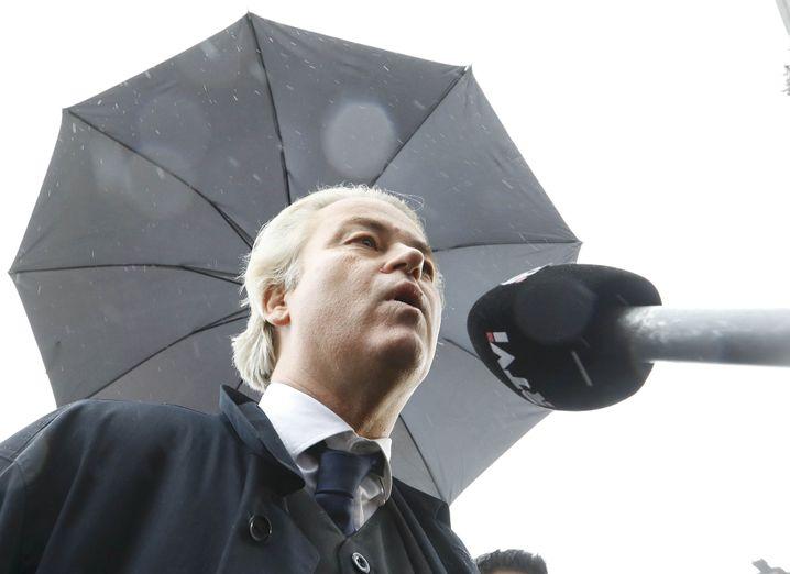 Rechtspopulist Geert Wilders