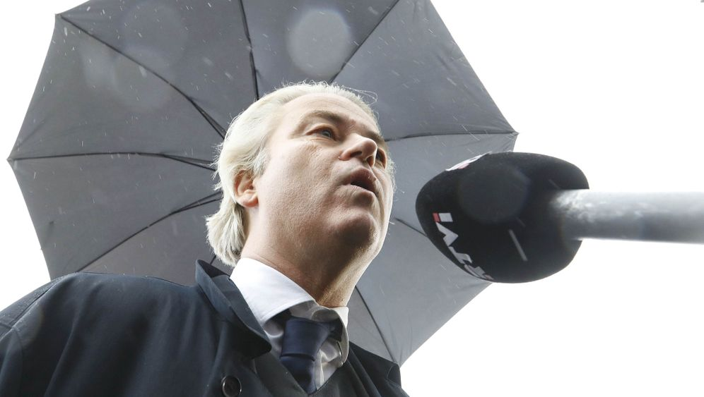Photo Gallery: 'Votes for Wilders Are Cries for Help'