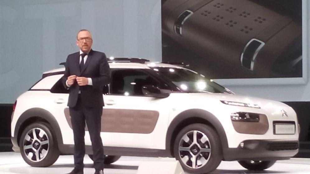 Weltpremiere Citroën C4 Cactus: Angestachelt zum Anderssein