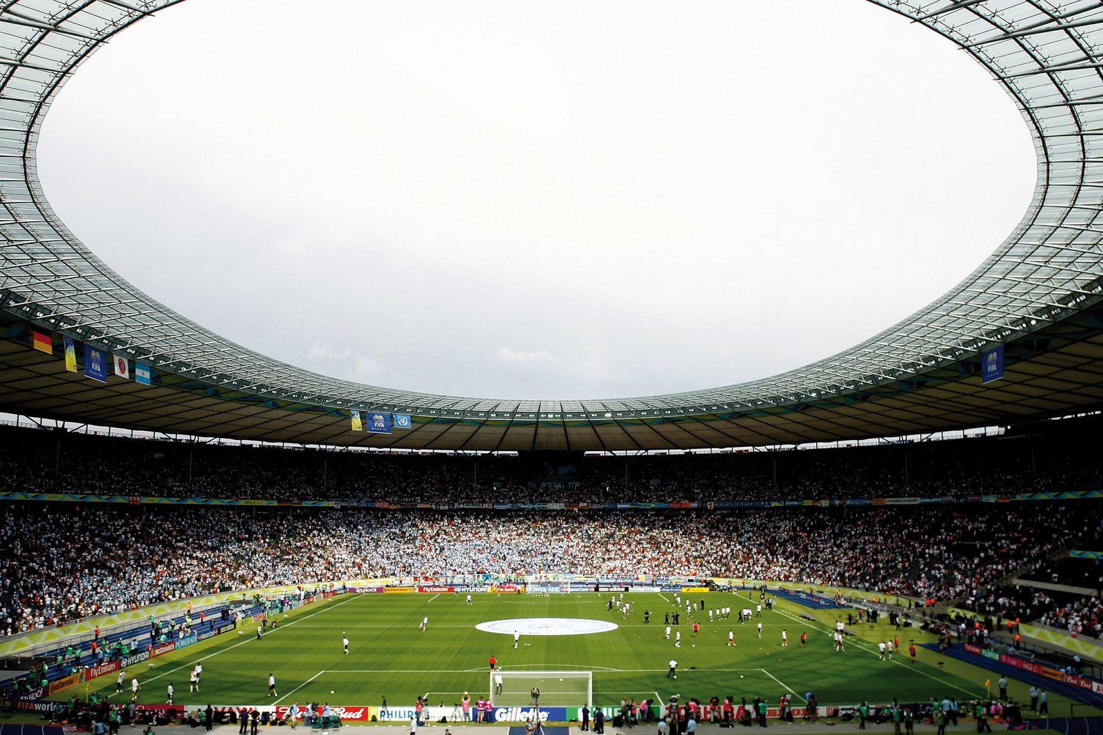 Stadion / Berlin