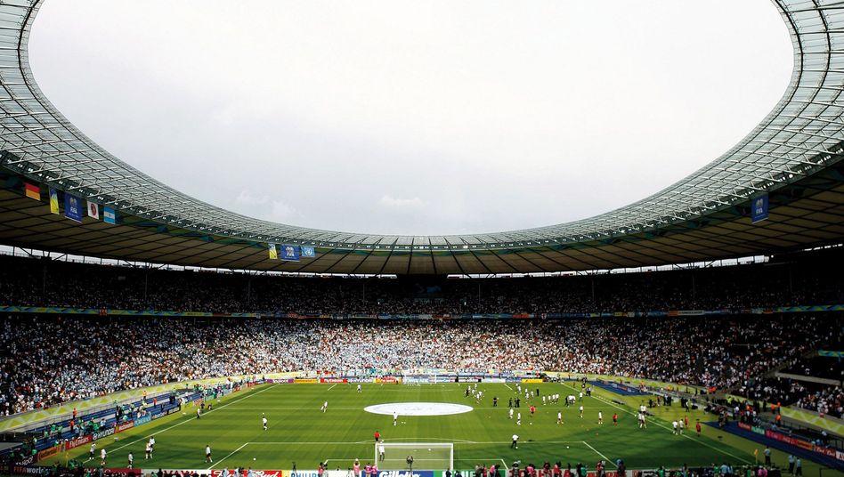 Olympiastadion in Berlin: Anzahl der Austragungsorte noch offen