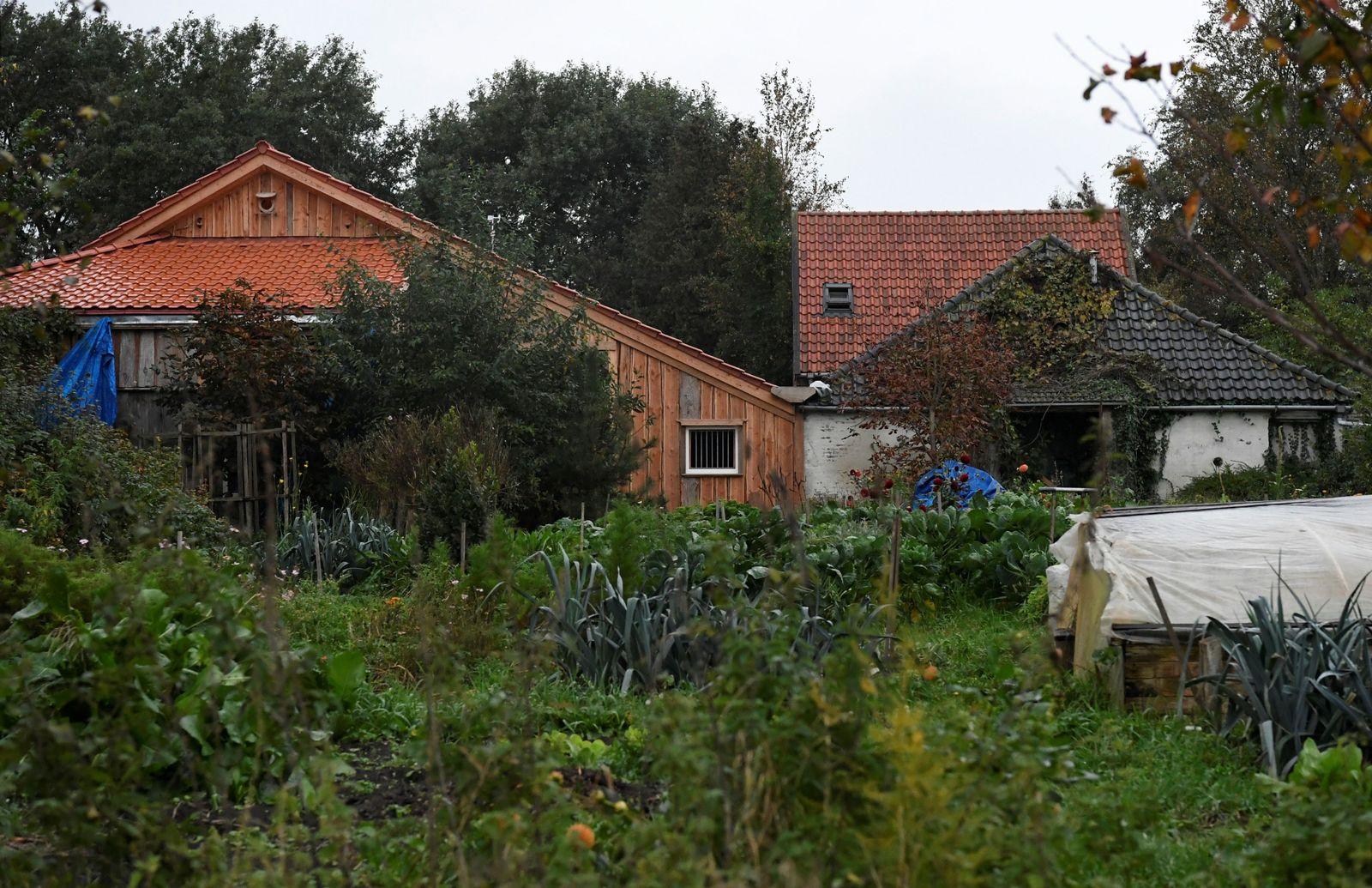 Niederlande/ Ruinerwold/ Hof