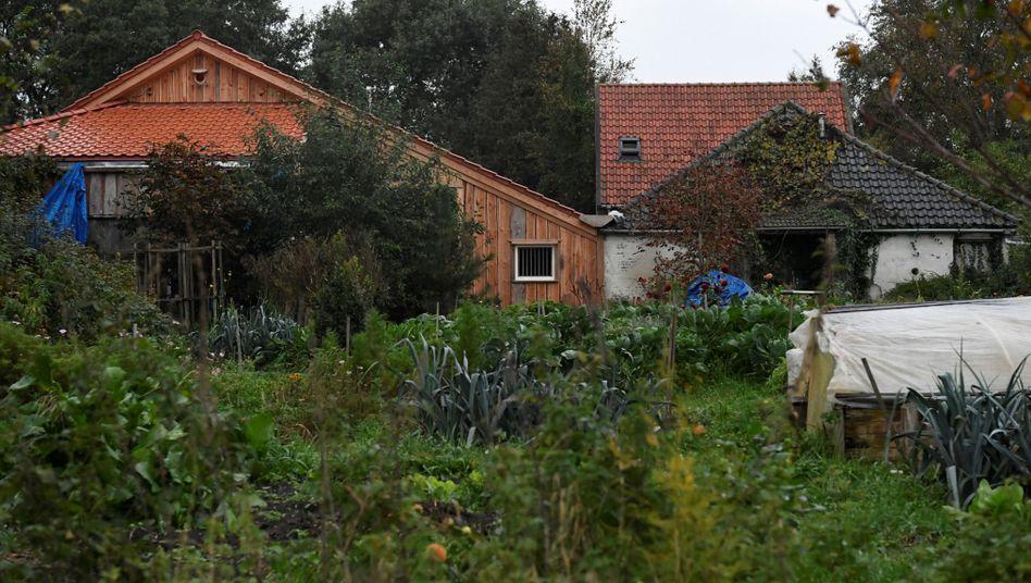 Hof im niederländischen Ruinerwold: Freiwilliger Rückzugsort - oder gegen den Willen eingesperrt?