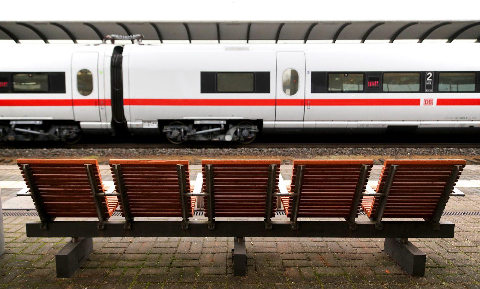 Fahrplanwechsel bei der Deutschen Bahn