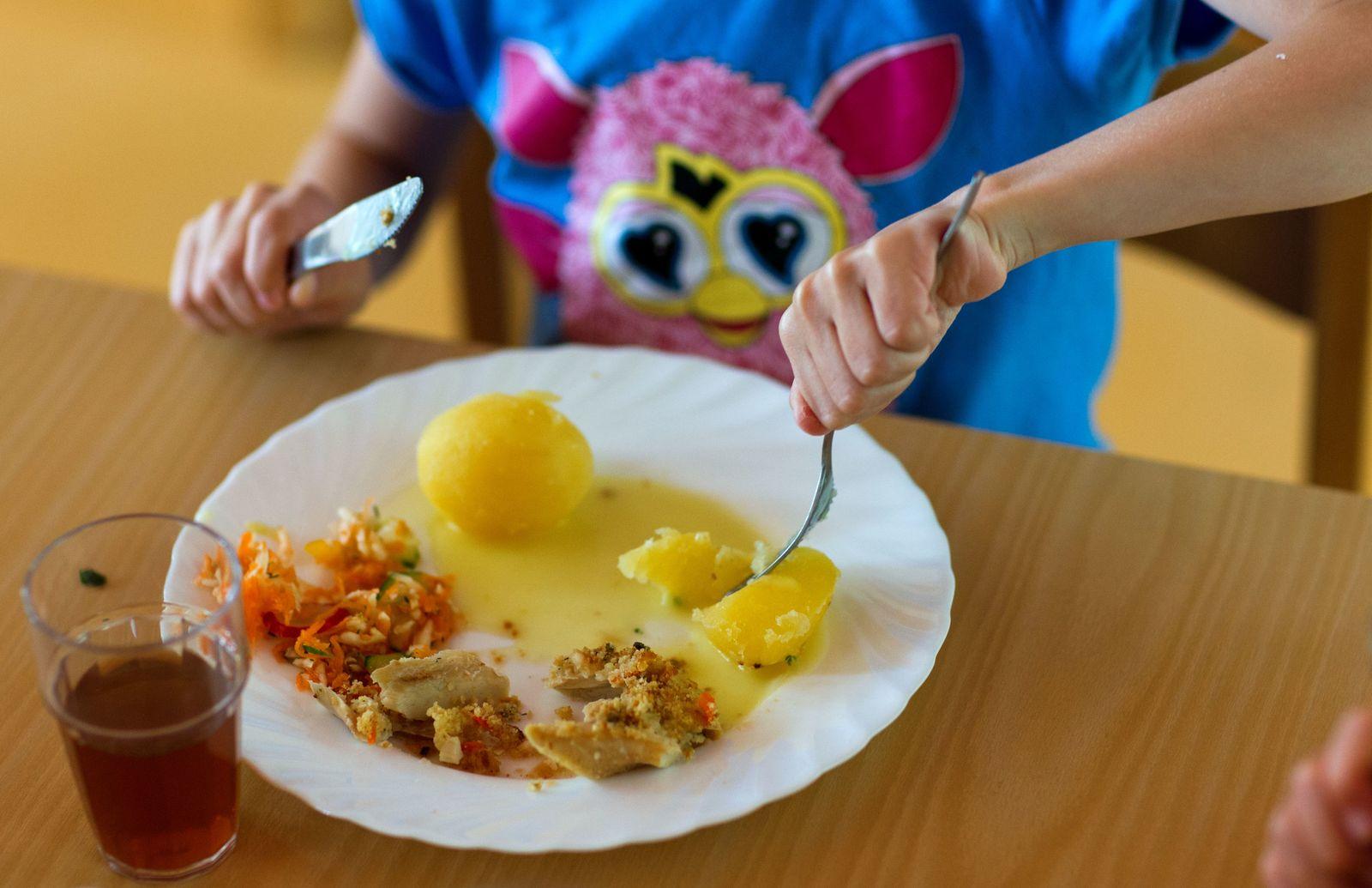 Essen in der Kindertagesst??tte