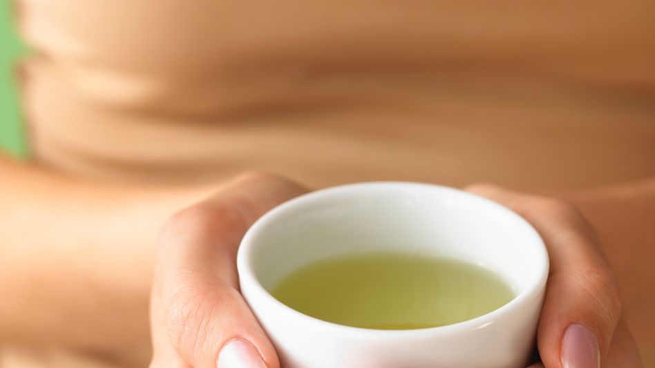 Tea-time: Grüntee gilt als Wunderwaffe gegen Krankheiten