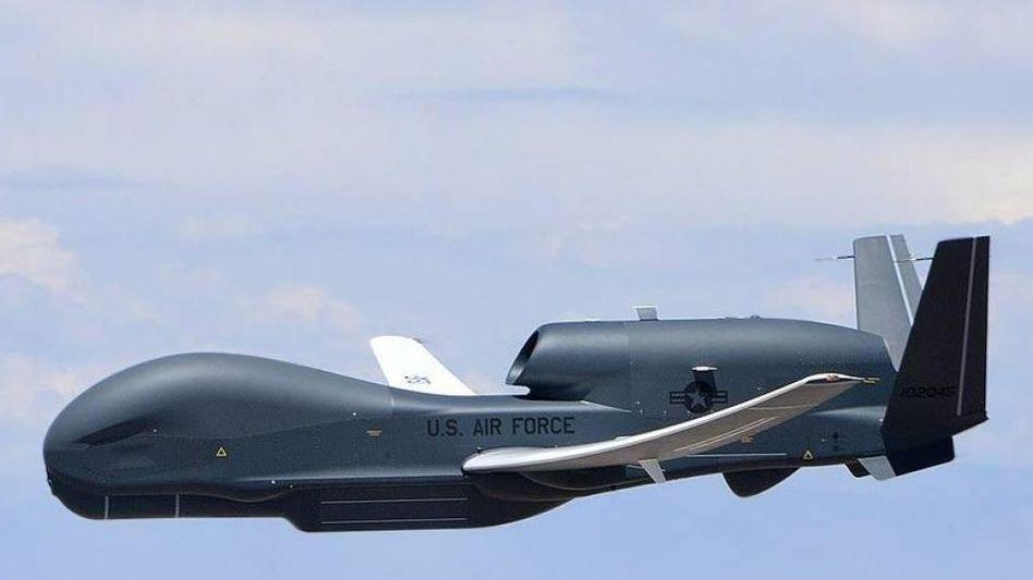 Aufklärungsdrohne »Global Hawk«