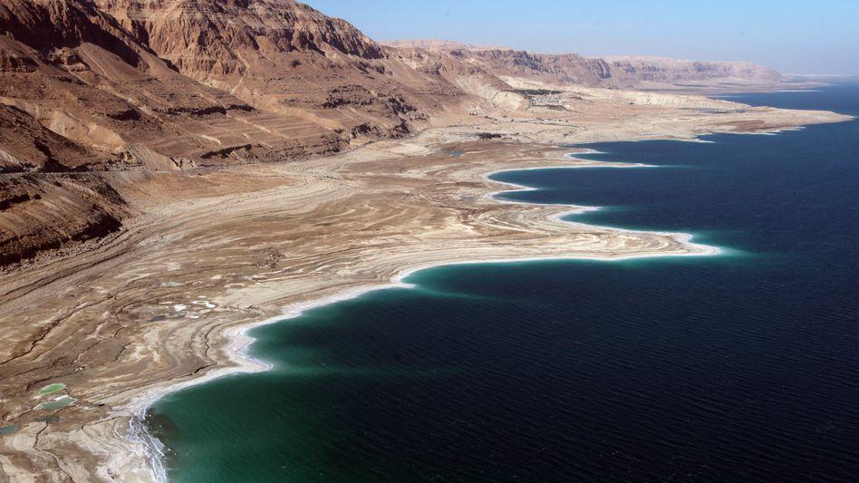 Totes Meer in Israel (Archivbild): Das Land ist weltweit führend in der Entsalzung von Meerwasser