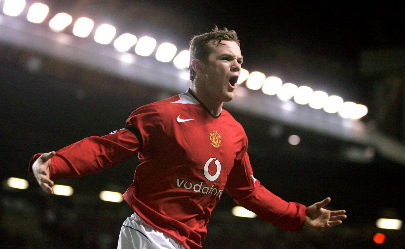 Soccer Derby Rooney