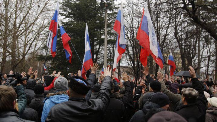 Ukraine: Krise auf der Krim