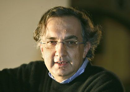 """Fiat CEO Sergio Marchionne: """"I don't beg."""""""