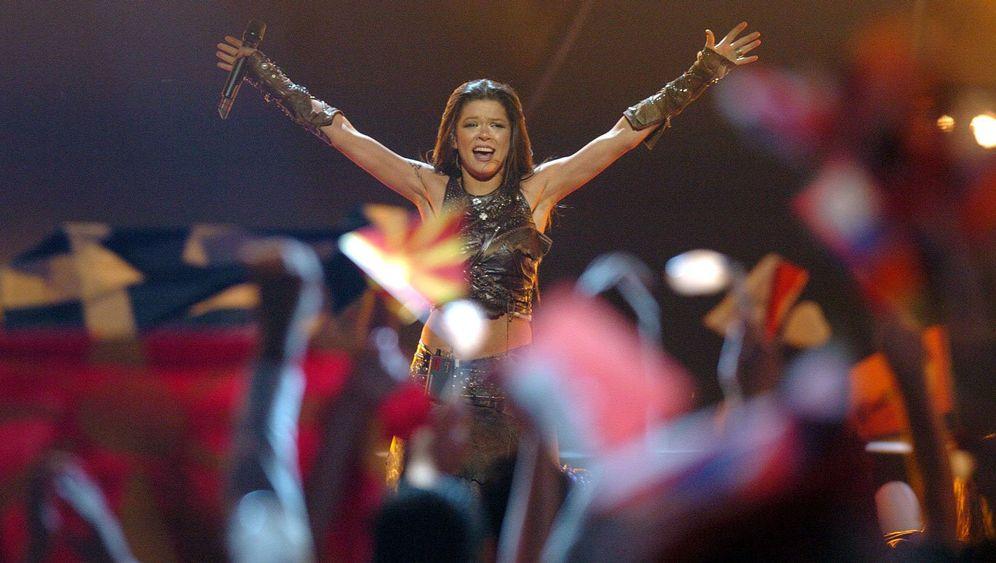 Revolutionssängerin Ruslana: Polit-Pop in Kiew