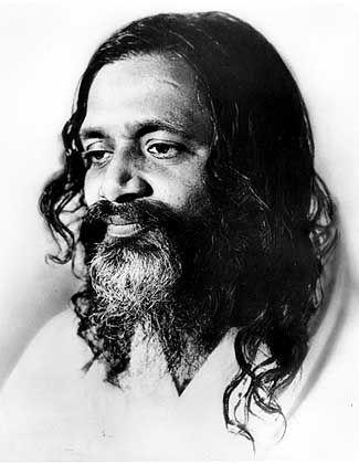 Maharishi Mahesh Yogi (Bild von 1968): Nicht ohne meine Matte