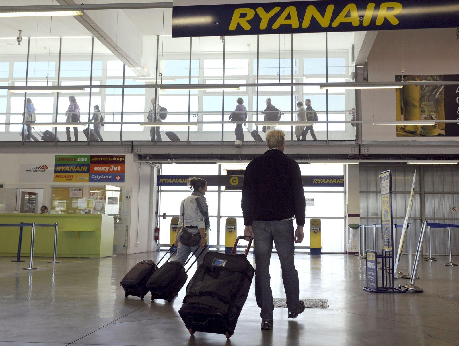 Ryanair / Flughafen